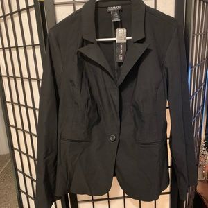 NWT SOHO Black Jacket